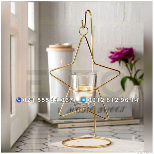 جاشمعی ستاره آویز دار انزو ENZO