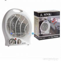 هیتر برقی فن دار رومیزی JL Niva