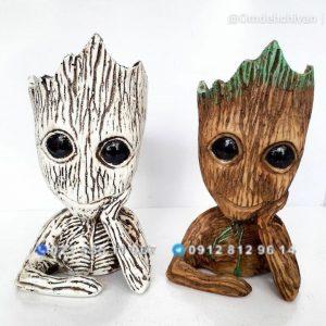 گلدان طرح گروت Groot