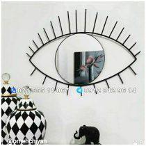 آینه دکوراتیو چشم