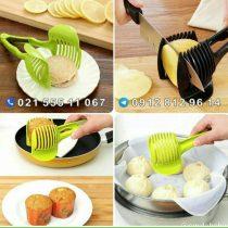 اسلایسر میوه و سبزیجات هلپ (بدون چاقو)